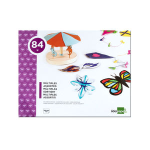 BLOC MANUALIDADES MULTIPLE LIDERPAPEL