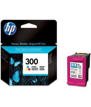 CARTUCHO HP 300 COLOR