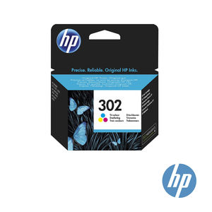 CARTUCHO HP 302 COLOR ORIGINAL