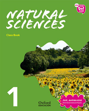 NATURAL SCIENCES 1. NEW THINK DO LEARN CLASS BOOK + STORIES PACK (ANDALUSIA EDIT
