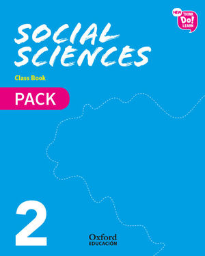 SOCIAL SCIENCES 2. NEW THINK DO LEARN CLASS BOOK + STORIES PACK (ANDALUSIA EDITI