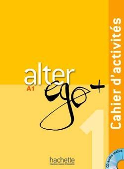 ALTER EGO PLUS EJER+CD