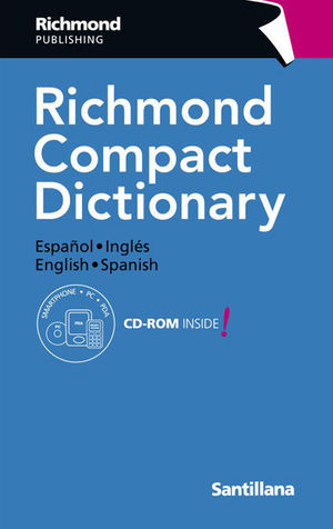 RICHMOND COMPACT DICTIONARY WITH CD (ED.10)