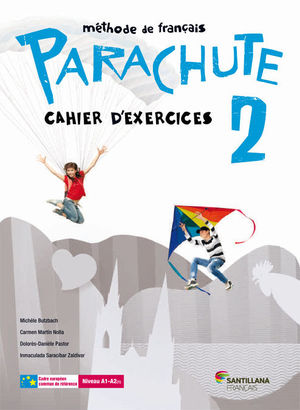 PARACHUTE 2 PACK CAHIER D'EXERCICES